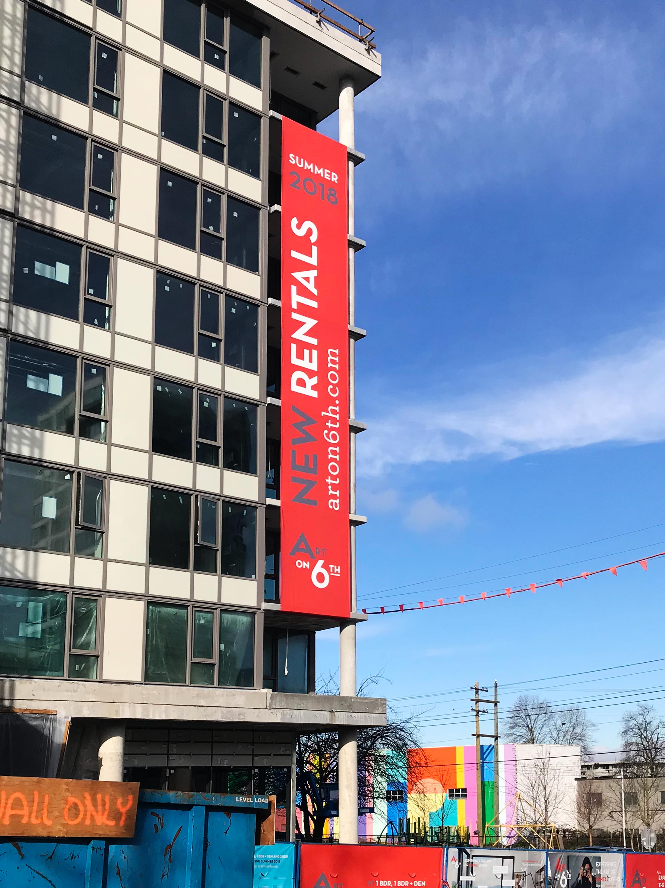 Real Estate Advertising Banner